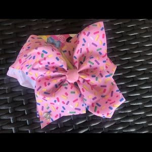 Jojo Siwa Pink Bow Sprinkles